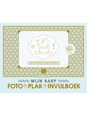 Lannoo Mama Baas - babyfoto-plak-invulboek - Sofie Vanherpe Emma Thyssen