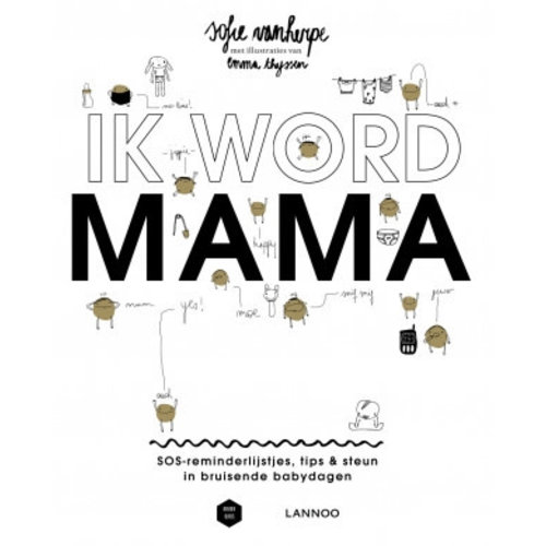 Lannoo Sofie Vanherpe Emma Thyssen - Ik word mama