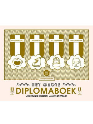 Lannoo Sofie Vanherpe - Het grote diploma boek