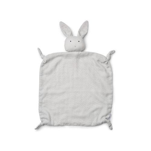 Liewood Agnete / Cuddle Cloth - Rabbit dumbo grey