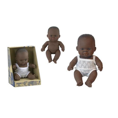 Miniland Babypop Afrikaans Meisje