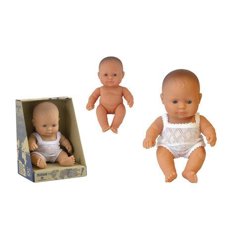 Miniland Babypop Europees Meisje