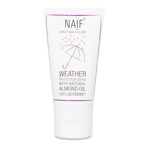 Naif Weer en Wind crème