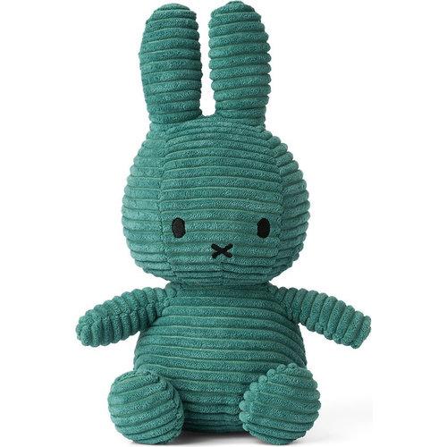 Nijntje / Miffy Corduroy Green - 24 cm