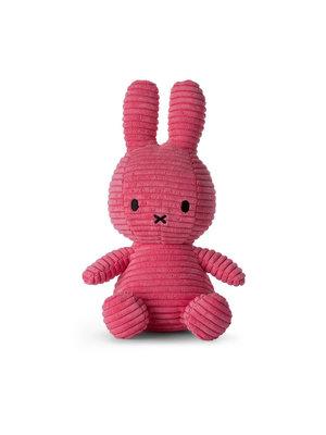 Nijntje / Miffy Corduroy Bubblegum pink - 24 cm