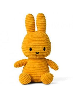 Nijntje / Miffy Corduroy Yellow - 24 cm