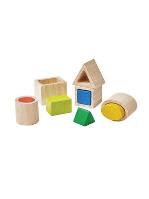 Plan Toys Geo vormen