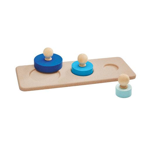 Plan Toys Cirkel vormen puzzel