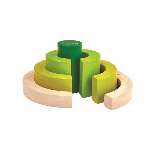 Plan Toys Curve Blocks