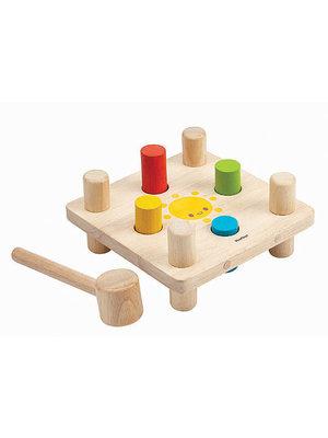 Plan Toys Hammer Peg