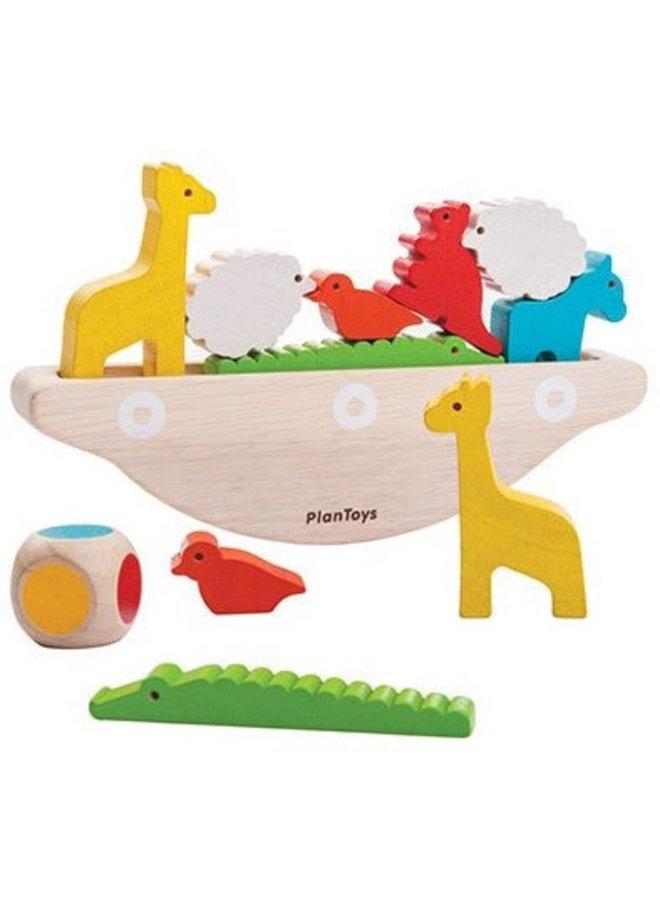 Plan Toys - Balancing Boat