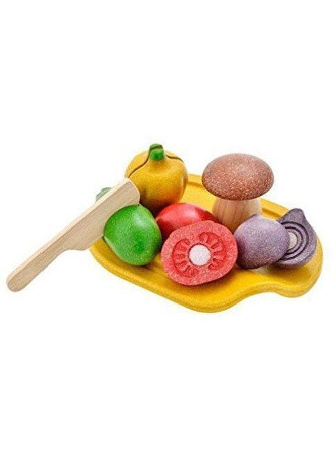 Plan Toys - Assorted Vegetable set