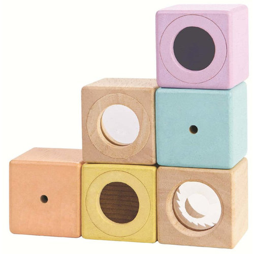 Plan Toys Sensory Blocks