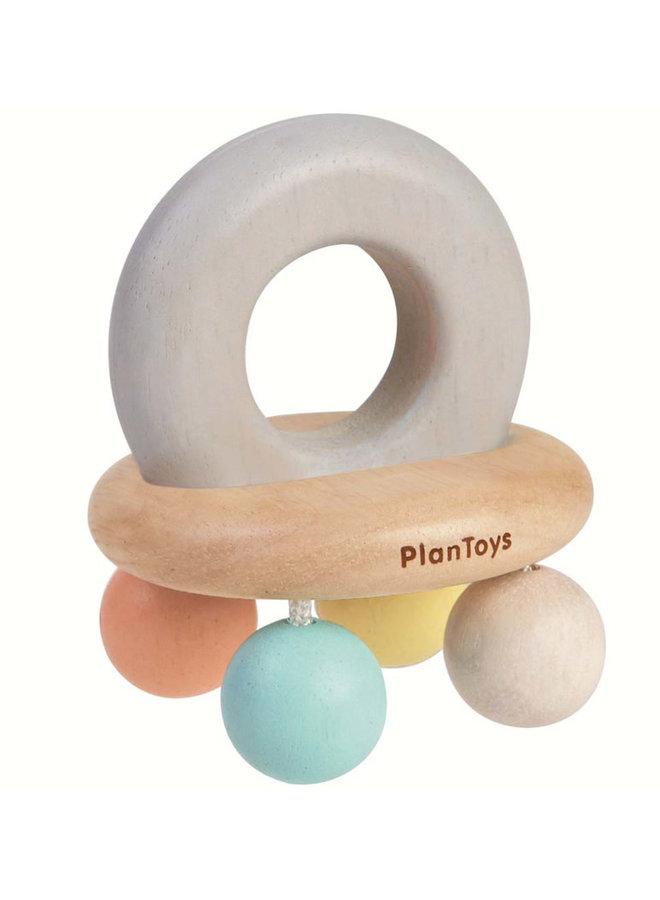 Plan Toys - Belletjes Rammelaar