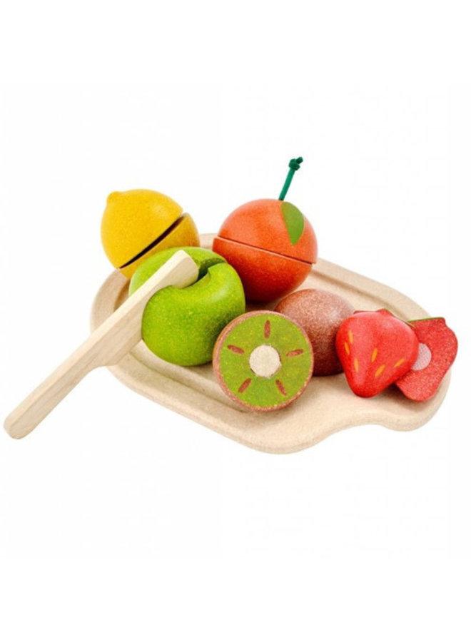 Plan Toys - Fruit assortiment