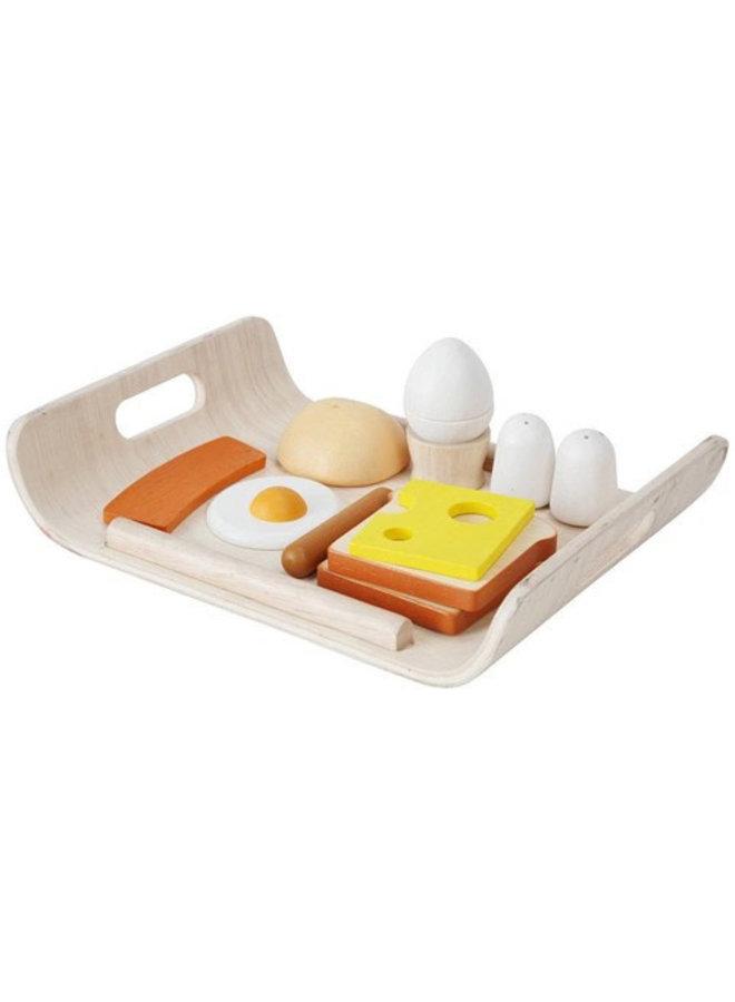 Plan Toys - Breakfast Menu