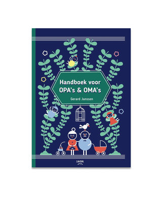 Snor Handboek voor opa's & oma's - Gerard Janssen