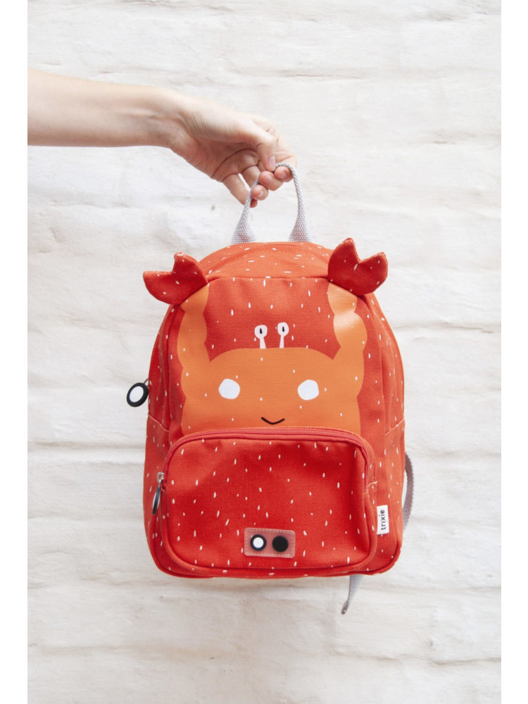 Trixie Backpack - Mrs. Crab