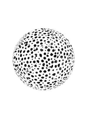 VanPauline Bal White Dots