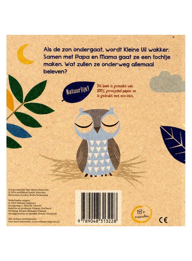 Britta Teckentrup - Mijn Kleine Uil