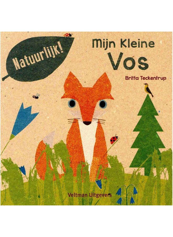 Veltman Uitgevers - Britta Teckentrup - Mijn Kleine Vos
