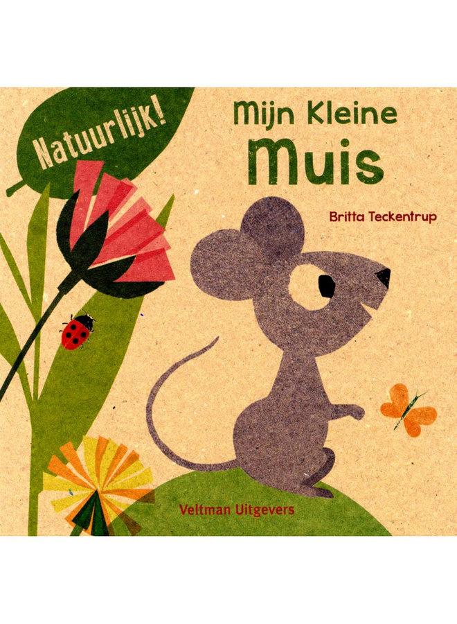 Britta Teckentrup - Mijn Kleine Muis