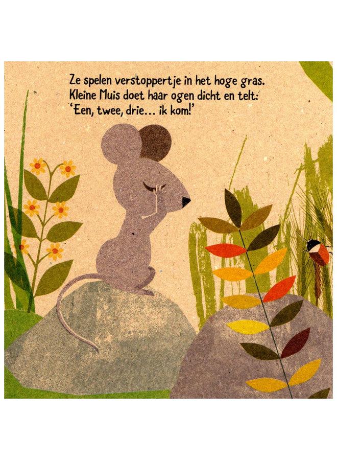 Veltman Uitgevers - Britta Teckentrup - Mijn Kleine Muis