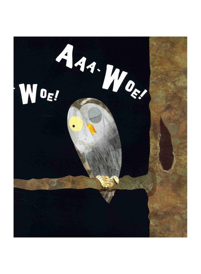 Jonny Lambert - Aaa-Woe! Wie maakt dat geluid?