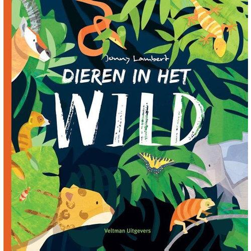 Veltman Uitgevers Jonny Lambert - dieren in het wild