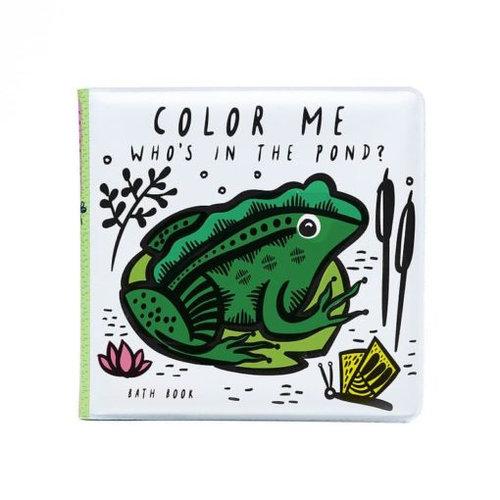 Wee Gallery Color Me - Pond