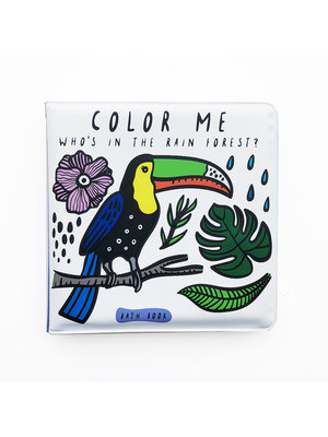 Wee Gallery Color Me - Rainforest