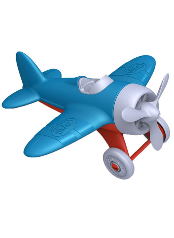 Green Toys - Airplane Blue Wings