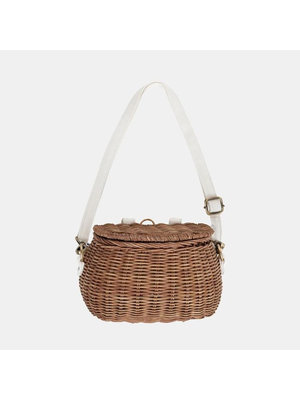 Olli Ella Mini Chari Bag - Naturel