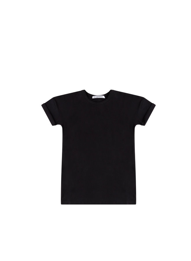 T-shirt - Black - Basic