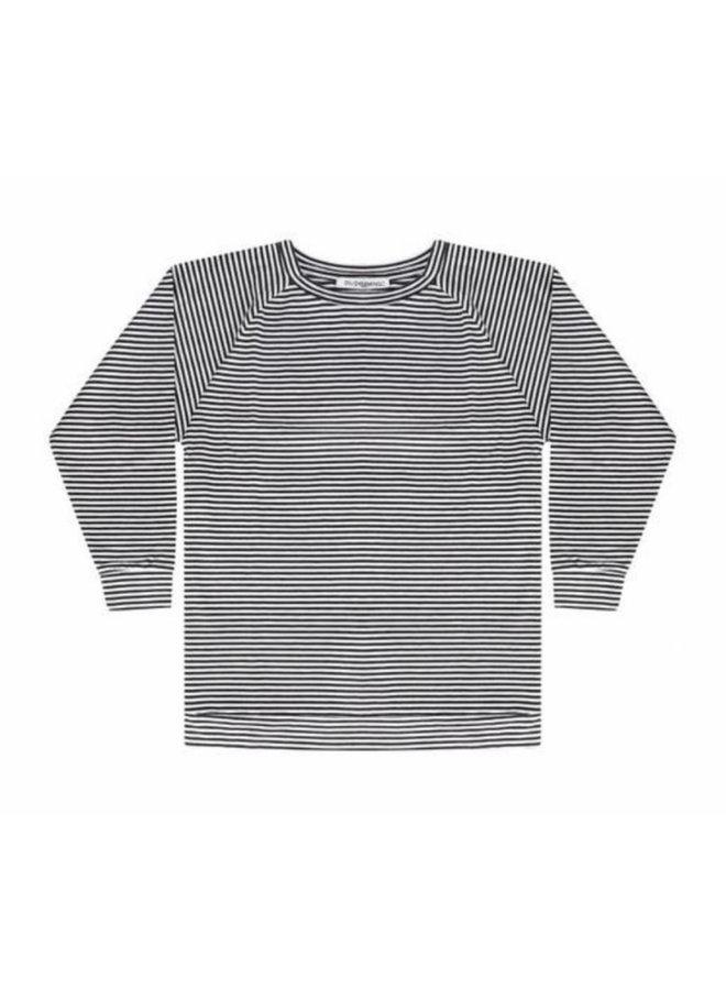 Longsleeve B/W Stripes AW