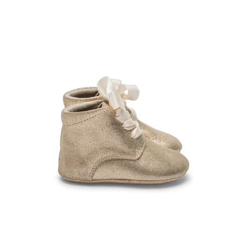 Mockies Classic Boots - Gold - LIMITED EDITION