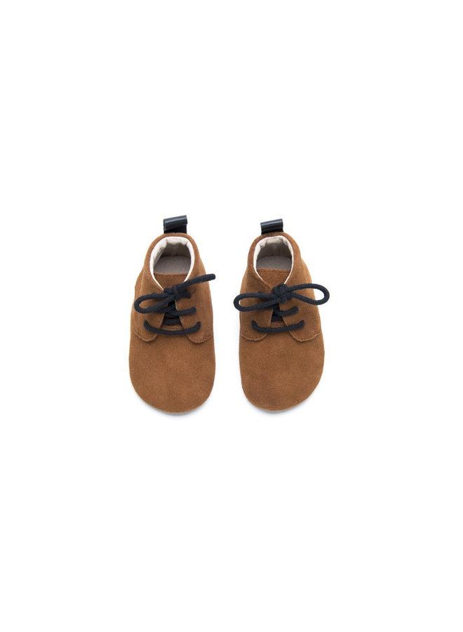 Mockies - Classic Boots - Brown/Black