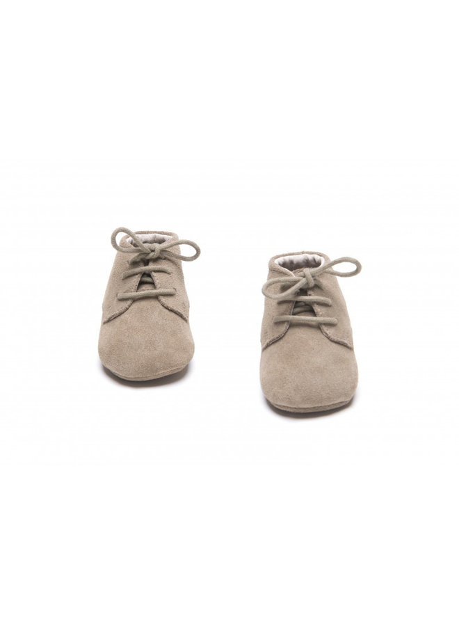 Mockies - Classic Boots - Taupe