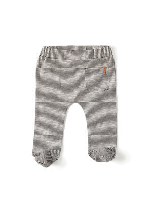 Nixnut Footie Legging - Stripe
