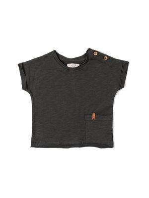 Nixnut T-shirt - Anthracite