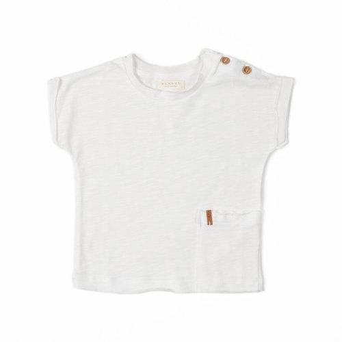 Nixnut T-Shirt - Off White