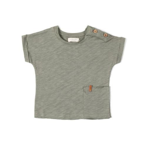 Nixnut T-Shirt - Wild Green