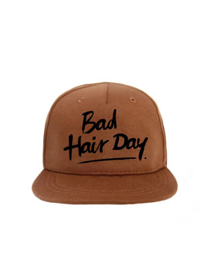 VanPauline Cap Bad Hairday - Caramel