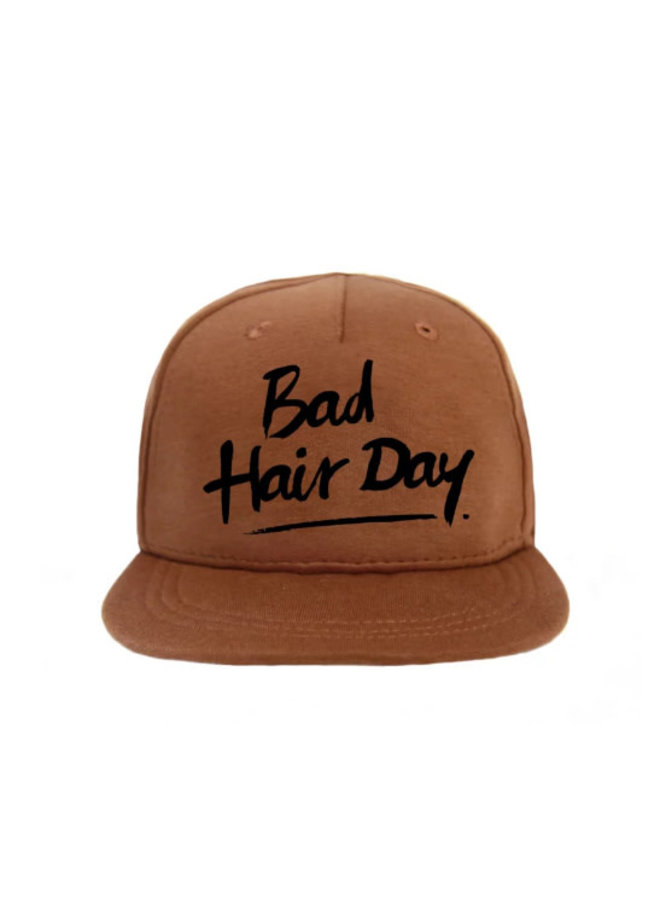 VanPauline - Cap Bad Hairday - Caramel