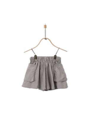 Donsje Amsterdam Carry Shorts - Mint Linnen