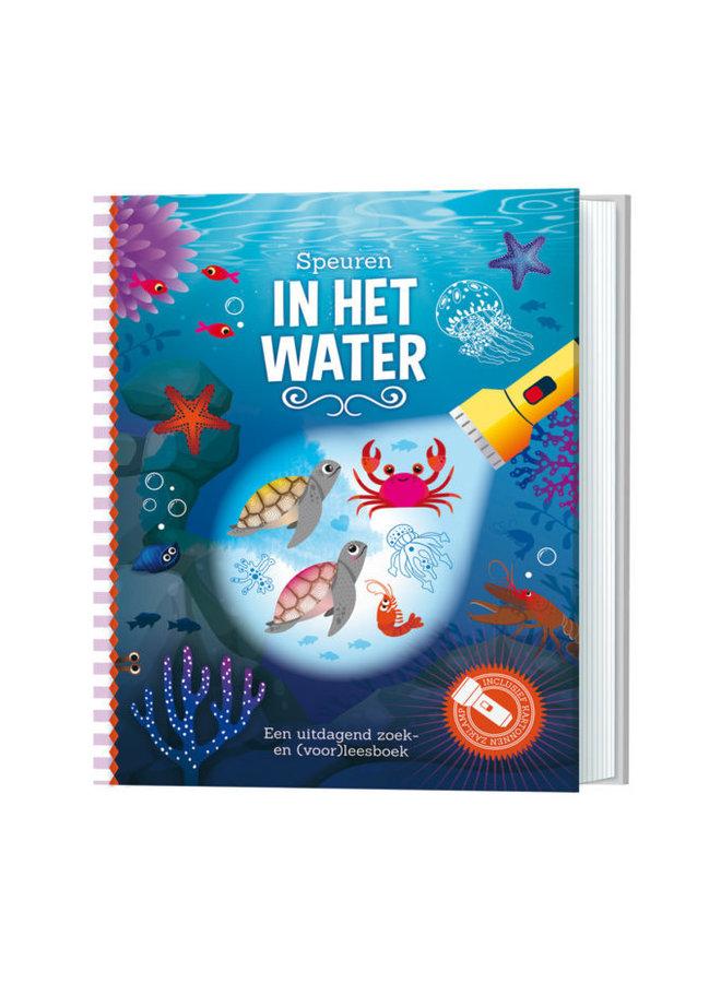 Zoekboek - Speuren in het water