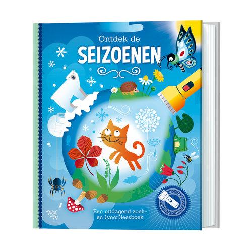 Lantaarn Publishers Zoekboek - Ontdek de seizoenen