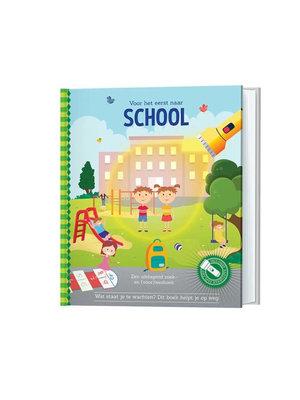 Lantaarn Publishers Zoekboek - Voor het eerst naar school