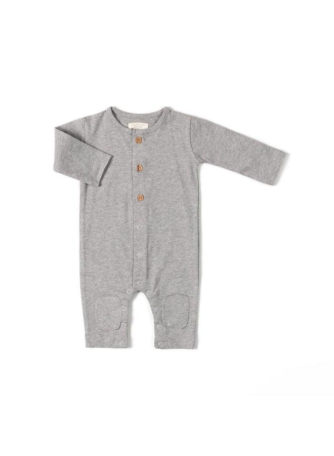 Onesie Butt – Grey