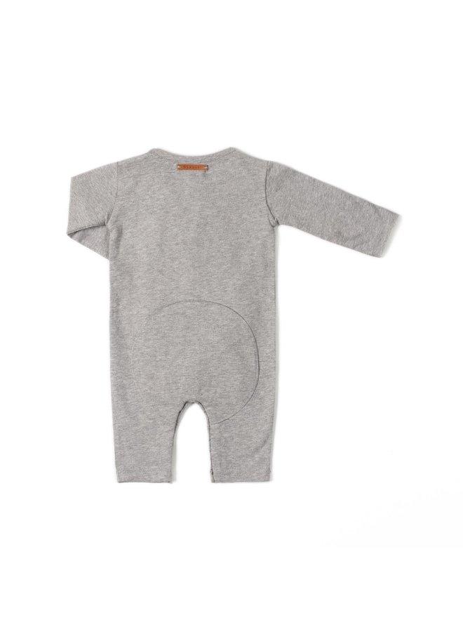 Nixnut - Onesie Butt – Grey